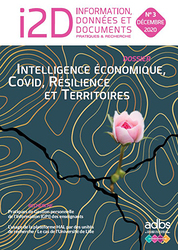 I2D N° 3/2020 : Intelligence économique, COVID, résilience et territoires