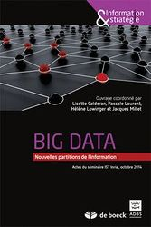 Big Data : nouvelles partitions de l'information